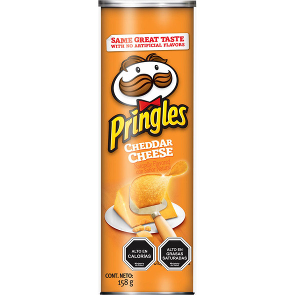 Wholesale Pringles Stash Can / Hidden Diversion Safe - cheddar cheese