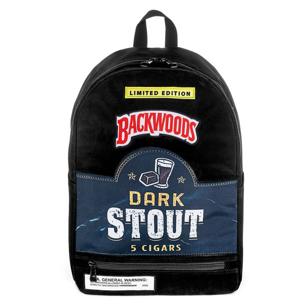 Backwoods Backpack LIMITED EDITION Dark Stout