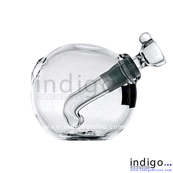 INEX Brand SNOWBALL Mini Bubbler Water Pipe