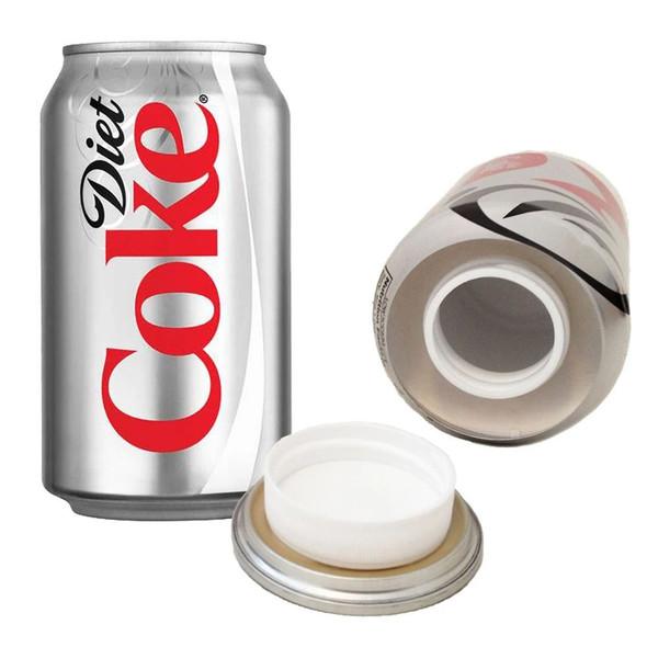 Diet Coke Stash Can