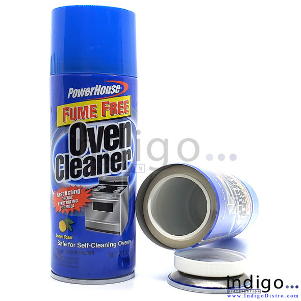 Powerhouse Oven Cleaner Stash Can