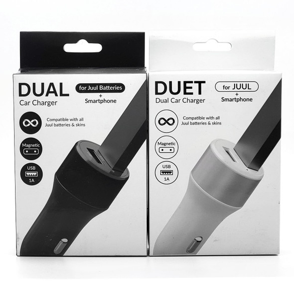 wholesale juul DUET & DUAL car charger