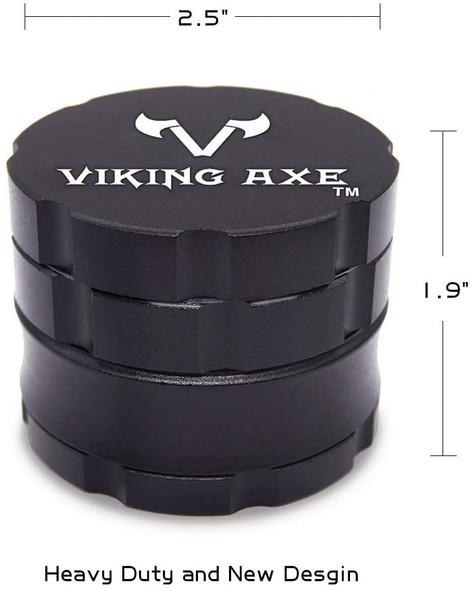 Viking Axe Tobacco Shredder