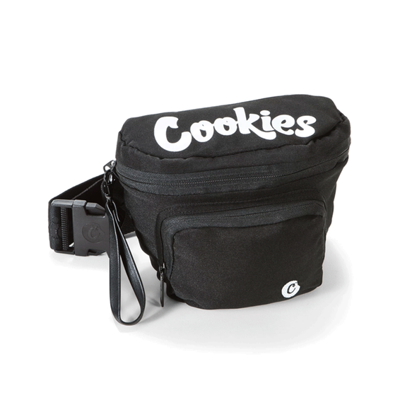 Cookies Environmental Fanny Pack - Black
