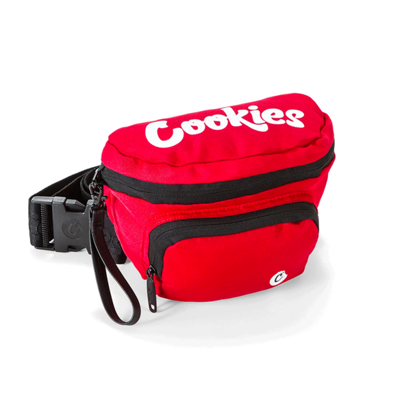 Cookies Environmental Fanny Pack - Red