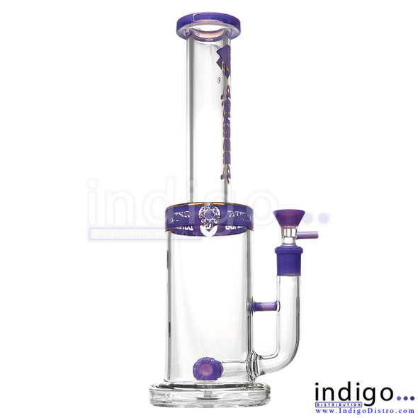 Wholesale diamond gold glass water pipes