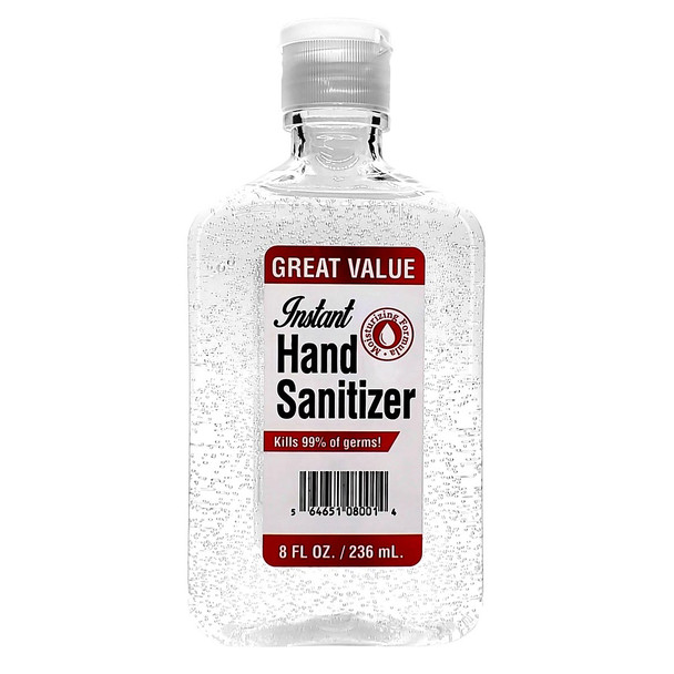 WHOLESALE Hand Sanitizer 8 fl oz (236ml)