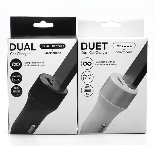 wholesale juul DUET & DUAL car charger