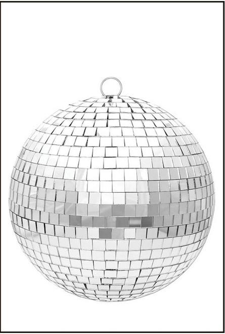 Disco ball Spinning