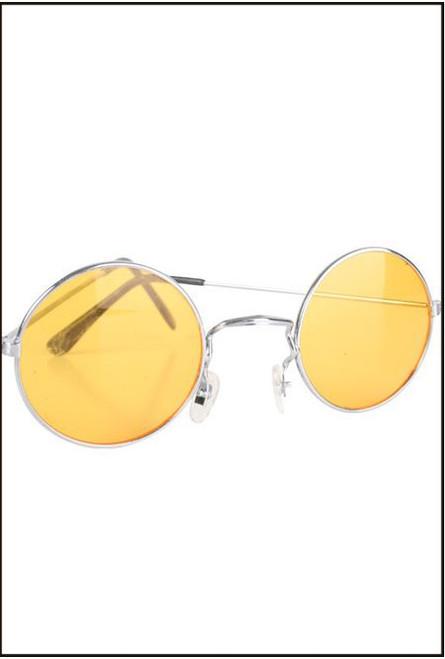 Small Lennon glasses yellow