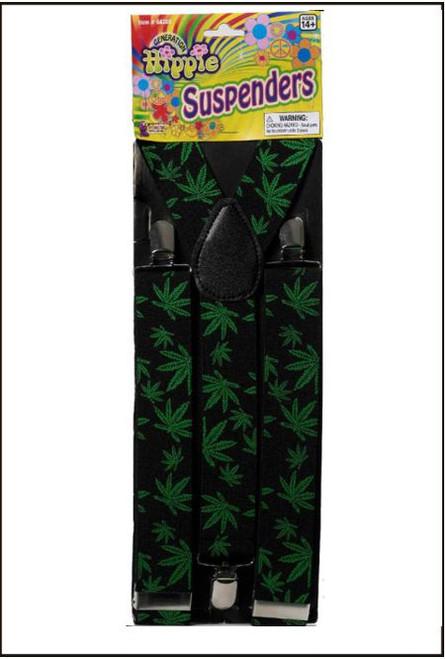 Marijuana Suspenders