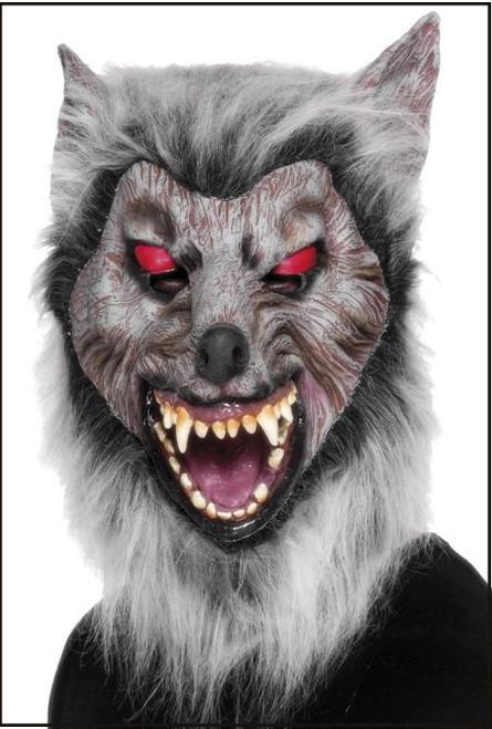 72928 Grey Wolf mask