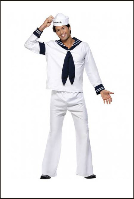 Village People  Sailor Man Costume.
