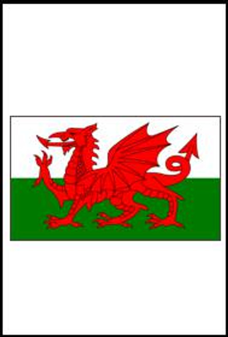 77540 Wales Flag