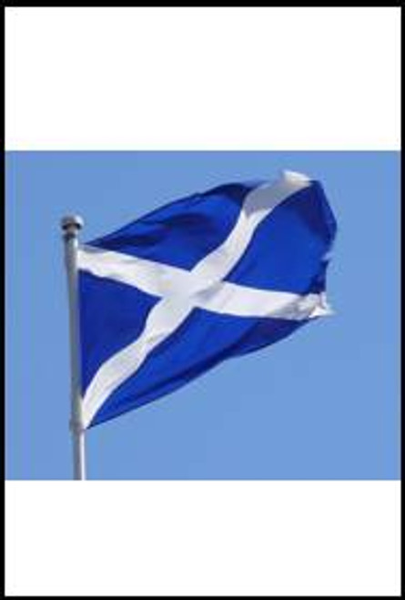77538 Scottland Country Flag
