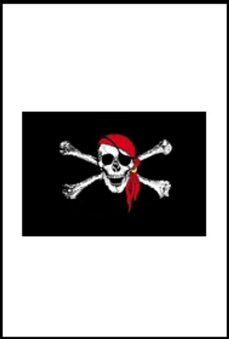 77536 Pirate Flag Jolly Roger