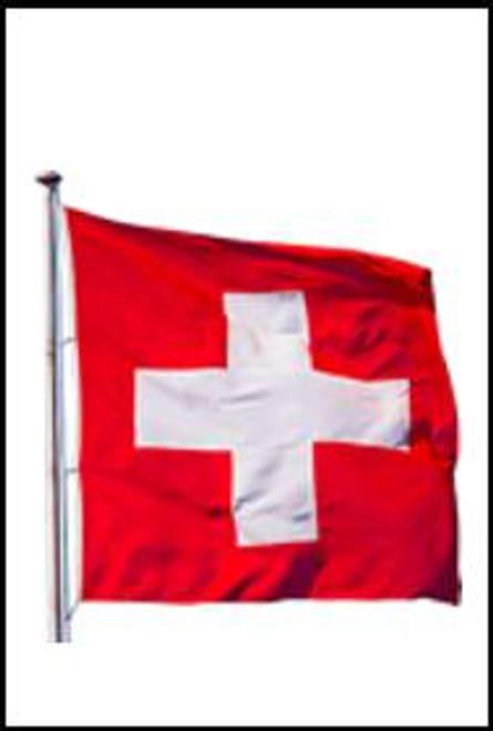 77534 Switzerland Flag