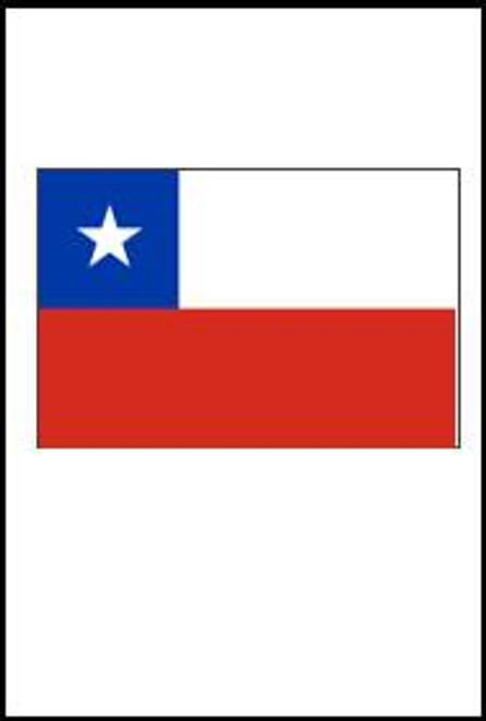 77528 Chile Flag