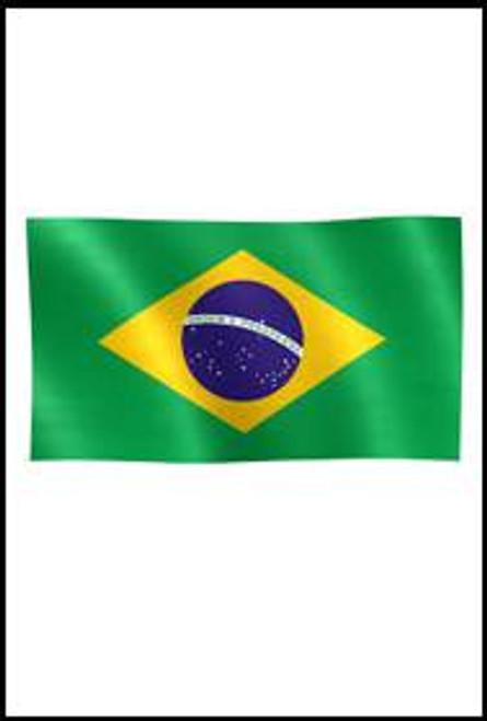 77524 Brazil flag
