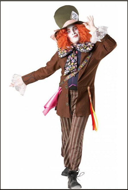 Mad Hatter Costume Deluxe Adult