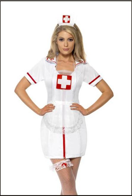 Nurse Kit, Headpiece, apron, necklace, earring, dress not included