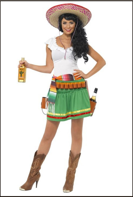 Mexican Tequila Costume