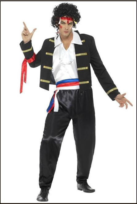 80's Pop Rock Costume
