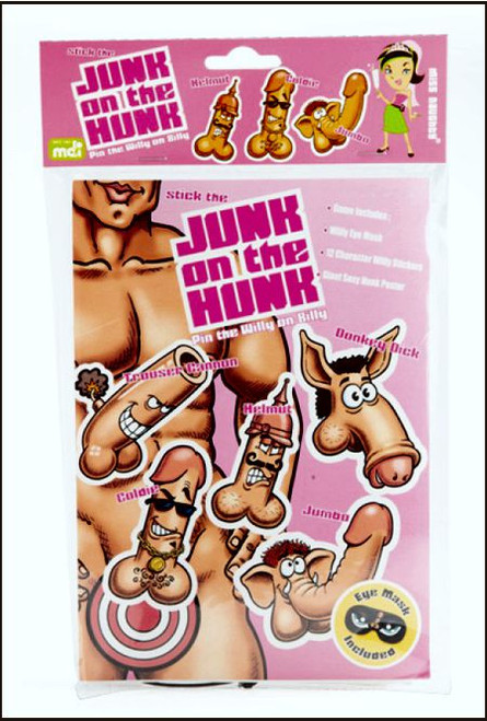 Junk On The Hunk Game
