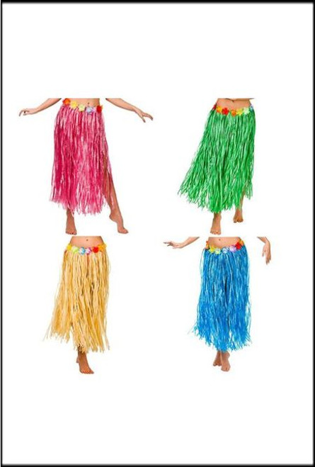 Ladies Hula skirt  one size fits all