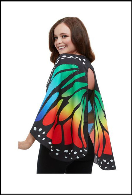 Multi coloured Butterfly Wings
