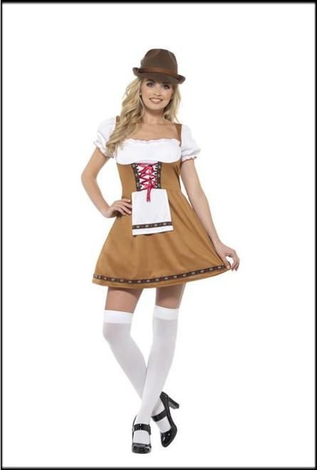73243 Bavarian Beer Maid