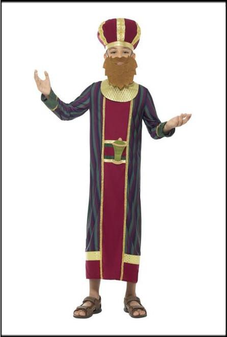 99730 King Balthazar Childrens Costume
