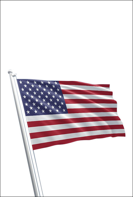 USA United States of America country flag