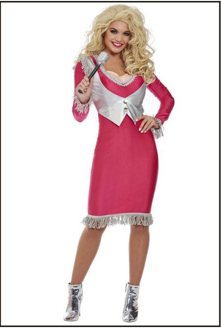 47047 County Icon Dolly Costume