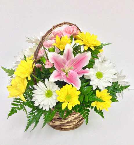 Spring Assortment Basket Small