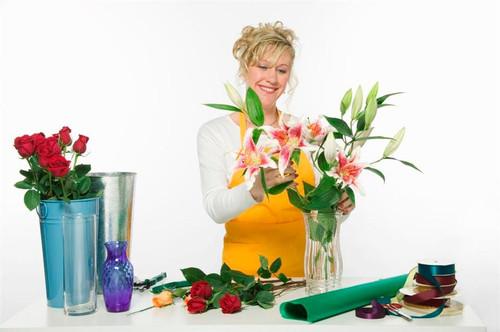 Flower Arranging Certification Class