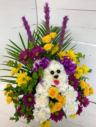 Doggone Cute Bouquet