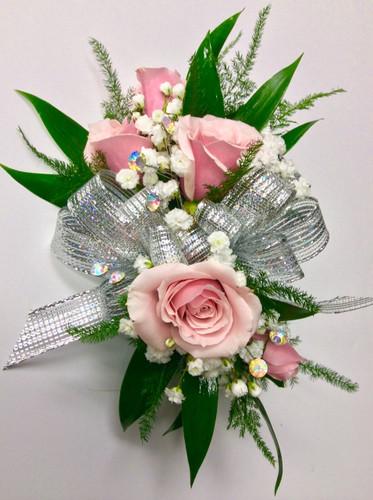 5 Bloom Sweetheart Wrist Corsage