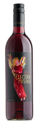 Quady Winery - Electra Moscato - Red