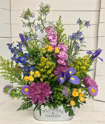 Flowers and Garden Arrangement