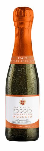 Castello Del Poggio - Moscato 187ml bottle