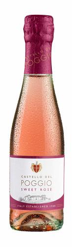 Castello Del Poggio - Sweet Rose 187ml Bottle