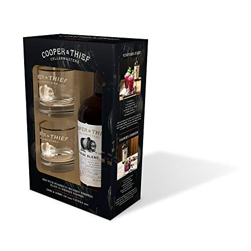Cooper & Thief Red Blend Gift Set