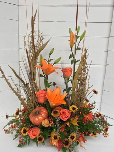 Stylish Autumn Grace Arrangement