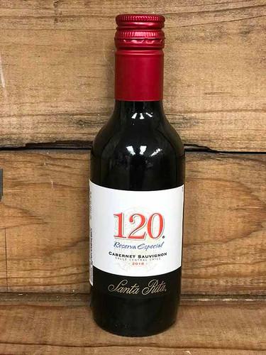 Santa Rita - Cabernet Sauvignon Reserve Especial - 187ml bottle