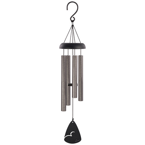 """Pewter Fleck 21"""" Signature Series Chime"""