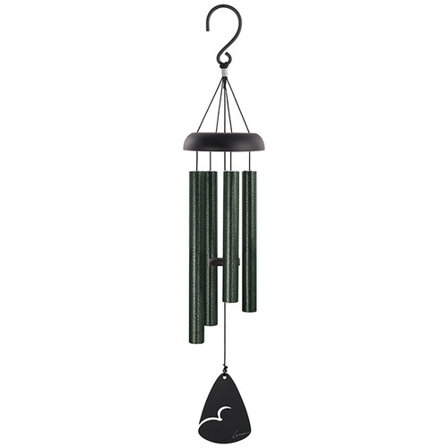 """Forest Green 21"""" Signature Series Chime"""