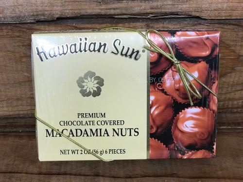 Hawaiian Sun - Chocolate Covered Macadamia Nuts