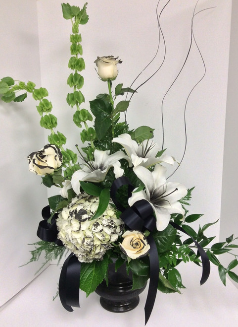 Contemporary Fresh in Blacks and Whites
