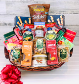 Snack Gift basket, great for an office or to share